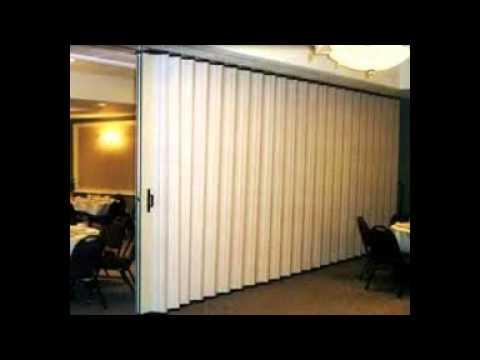 folding doors - YouTube