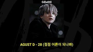 Download lagu (BTS SUGA) AGUST D - 28 (Feat. NiiHWA) | (Tradução/ legendado)