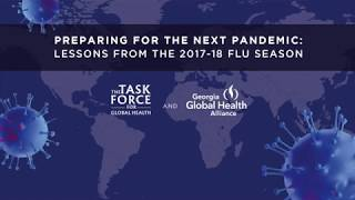 Live Webcast - Preparing for the Next Pandemic