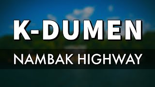 NAMBAK HIGHWAY (K DUMEN ft ROMANZ NEMBA) (PNG MUSIC 2020)