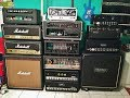 My Guitar Amp Collection 2018 -My Bands Tone(Eric Shreds)