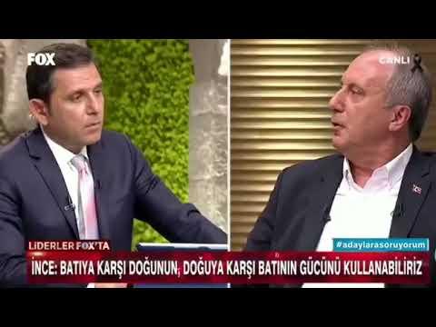 Muharrem İnce: Amerika'dan Fetullah Gülen'in iadesini isteyeceğiz.
