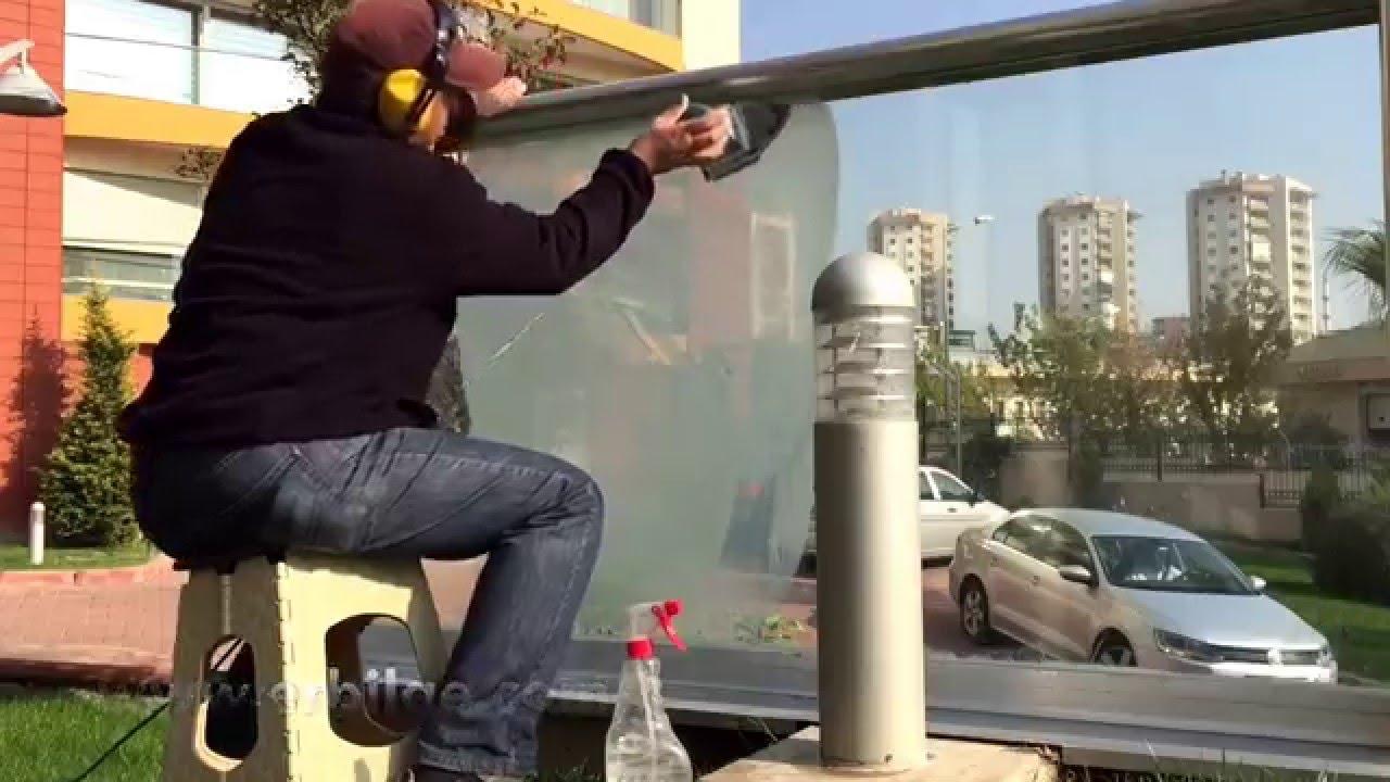 Camdaki Su Lekeleri Nasıl Çıkar