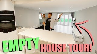 OUR EMPTY HOUSE TOUR  *HOUSE SERIES*