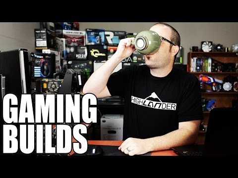 3 Holiday Gaming Builds