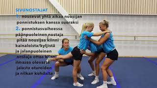 16. ACTIVE CHEER   Swedish Fall