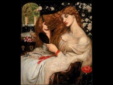 Dante Gabriel Rossetti  1828 1882  Painter & Poet