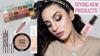 Get Ready With Me: Trying New Products Vol. 10