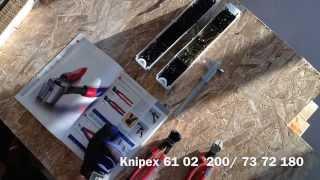 Болторезы, кусачки  Книпекс ( Knipex )(, 2014-09-14T21:52:18.000Z)