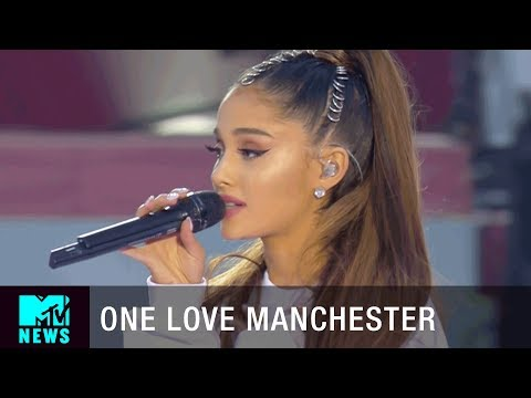 Download Youtube: One Love Manchester Concert w/ Ariana Grande, Miley Cyrus, Justin Bieber & More   MTV News