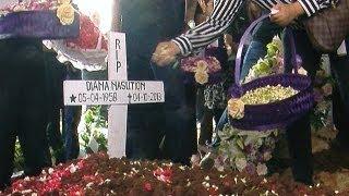 Pemakaman Diana Nasution - Was Was 7 October 2013