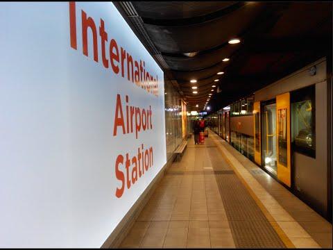Sydney Trains International Airport Station