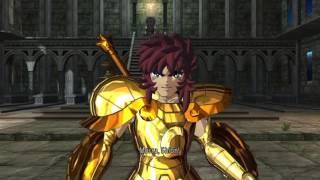 Os Cavaleiros do Zodíaco : Alma dos Soldados - Casa de Áries ( Shion de Áries )