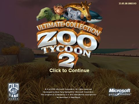 Zoo Tycoon 2 - Episode 106 - Paleo Island - Full Mission