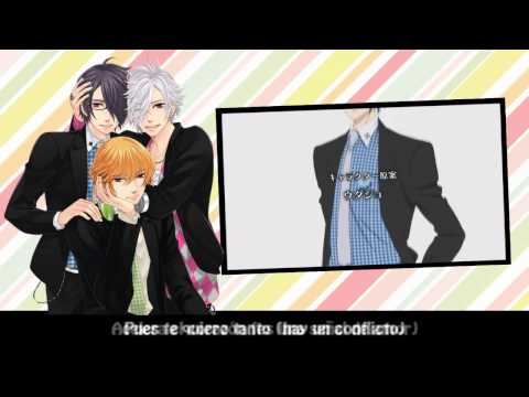 Brothers Conflict Opening Tv Size ~Beloved x Survival~ Spanish