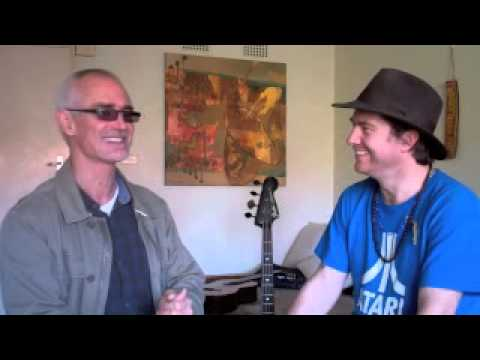 Steve Ramsey Interview - The Rockbox Cajon on The Peter Montgomery Show, Episode #58