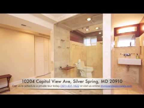 Silver Spring's Hidden Gem: 10204 Capitol View Ave