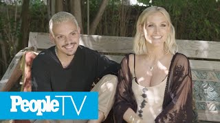 Ashlee Simpson Ross And Evan Ross Have The Sweetest Family | PeopleTV