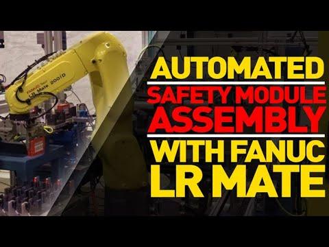 Automated Safety Module Assembly, Courtesy Of Steven Douglas Corp