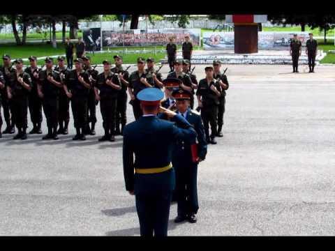 Присяга , Майкоп, Республика Адыгея , 12 июня 2016г