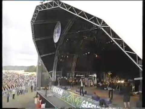 Nick Cave - Loverman - Glastonbury 1994