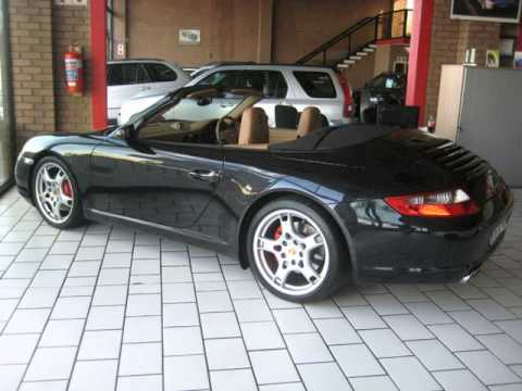 2005 porsche 911 carrera 4s cabriolet 997 auto for sale on auto trader south africa youtube. Black Bedroom Furniture Sets. Home Design Ideas