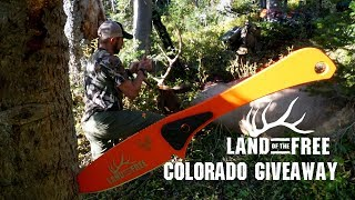 GIVEAWAYS FOR COLORADO WITH JASON PHELPS - LAND OF THE FREE 2.0