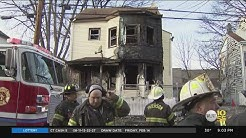 1 Dead, 6 Injured After Fire Guts Home In Paterson, New Jersey