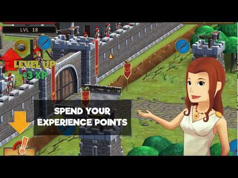 Grow Empire Rome Hack 2017 - Cheats for unlimited Golds and Level
