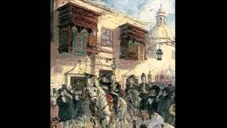 El inicio de la Independencia del Perú