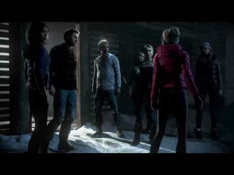 Until Dawn Playthrough Ep. 1- Chapters 1 and 2- Friendship and Jealousy!!!