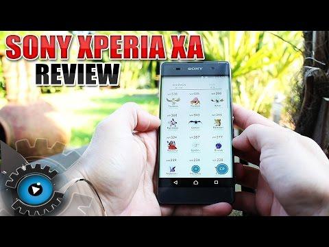 Mit einem Sony Xperia XA Pokemon Go spielen? Review/Reparatur [Deutsch/German]