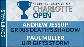 SCGCHAR - Semifinals - Andrew Jessup vs Paul Muller