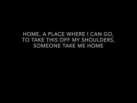 Machine Gun Kelly, X Ambassadors, & Bebe Rexha - Home (Lyric Video)