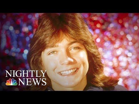David Cassidy Dead At 67 | NBC Nightly News