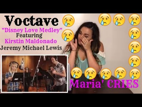 (VERY EMOTIONAL) Disney Love Medley (feat. Kirstin Maldonado & Jeremy Michael Lewis)