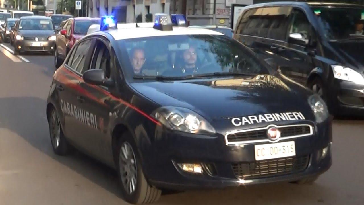 (Carabinieri/Military Police) Fiat Bravo Carabinieri