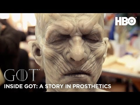 Inside Game Of Thrones: How The Prosthetics Are Done