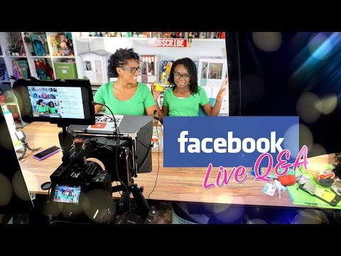 The Frog Vlog:  FaceBook Live Q&A - 4K