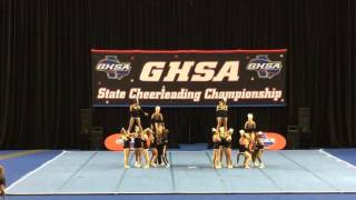 2015 GHSA State Competition - Johns Creek