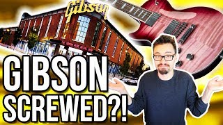 What Is Going On With Gibson?! || ASKgufish IMO
