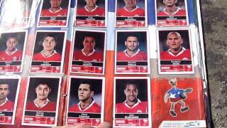 Album Oficial Copa America 2011 Completo 100%