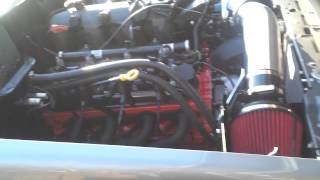 jeep cherokee xj 6 0l v8 lq4 ls swap