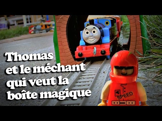 Thomas Le Petit Train - Thomas et le méchant qui veut la boîte magique ! Travel Video