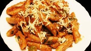 Creamy Tomato Pasta - Italian Recipe