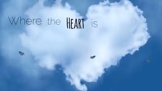 HAEVN - Where The Heart Is - (Official Lyrics)