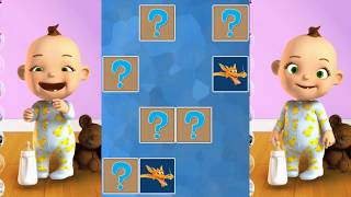 puzzles with talking baby- Game for kids