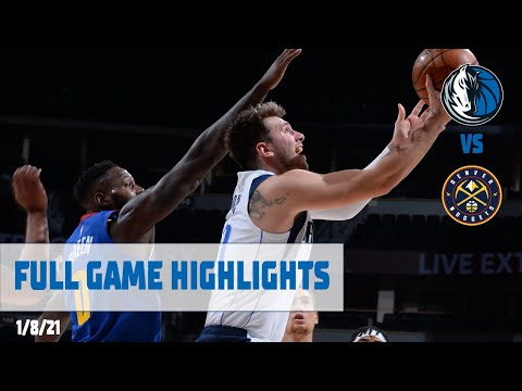 Luka Doncic (38 points, 13 assists) Highlights vs. Denver Nuggets