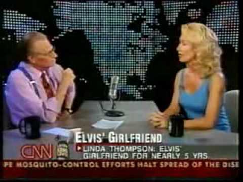 Linda Thompson Talks About Elvis Presley - Part.1   Aug-2002