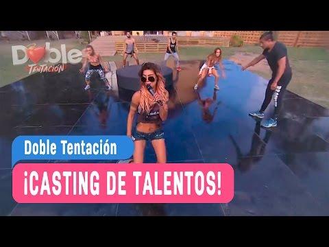 Doble Tentación - ¡Casting de talentos en el encierro! / Capítulo 35